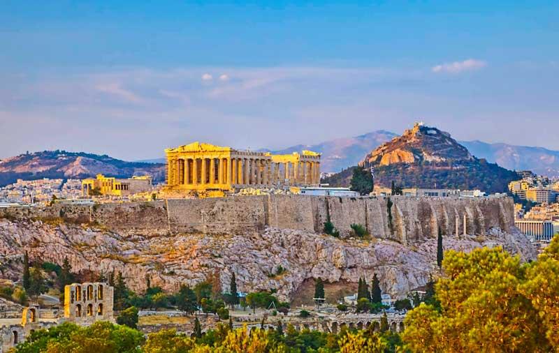 akropolis atina ile ilgili görsel sonucu