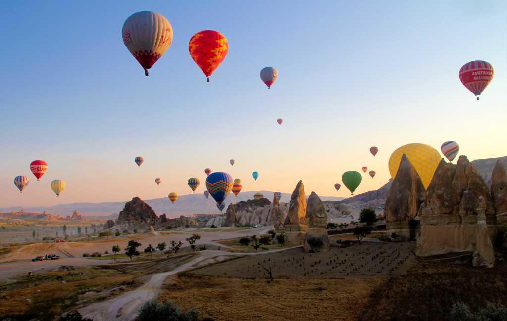 cappadocia balloons ile ilgili görsel sonucu