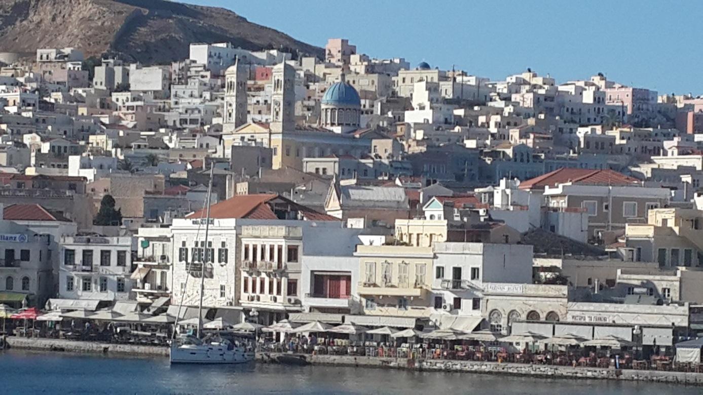 syros adası gezilecek yerler ile ilgili görsel sonucu